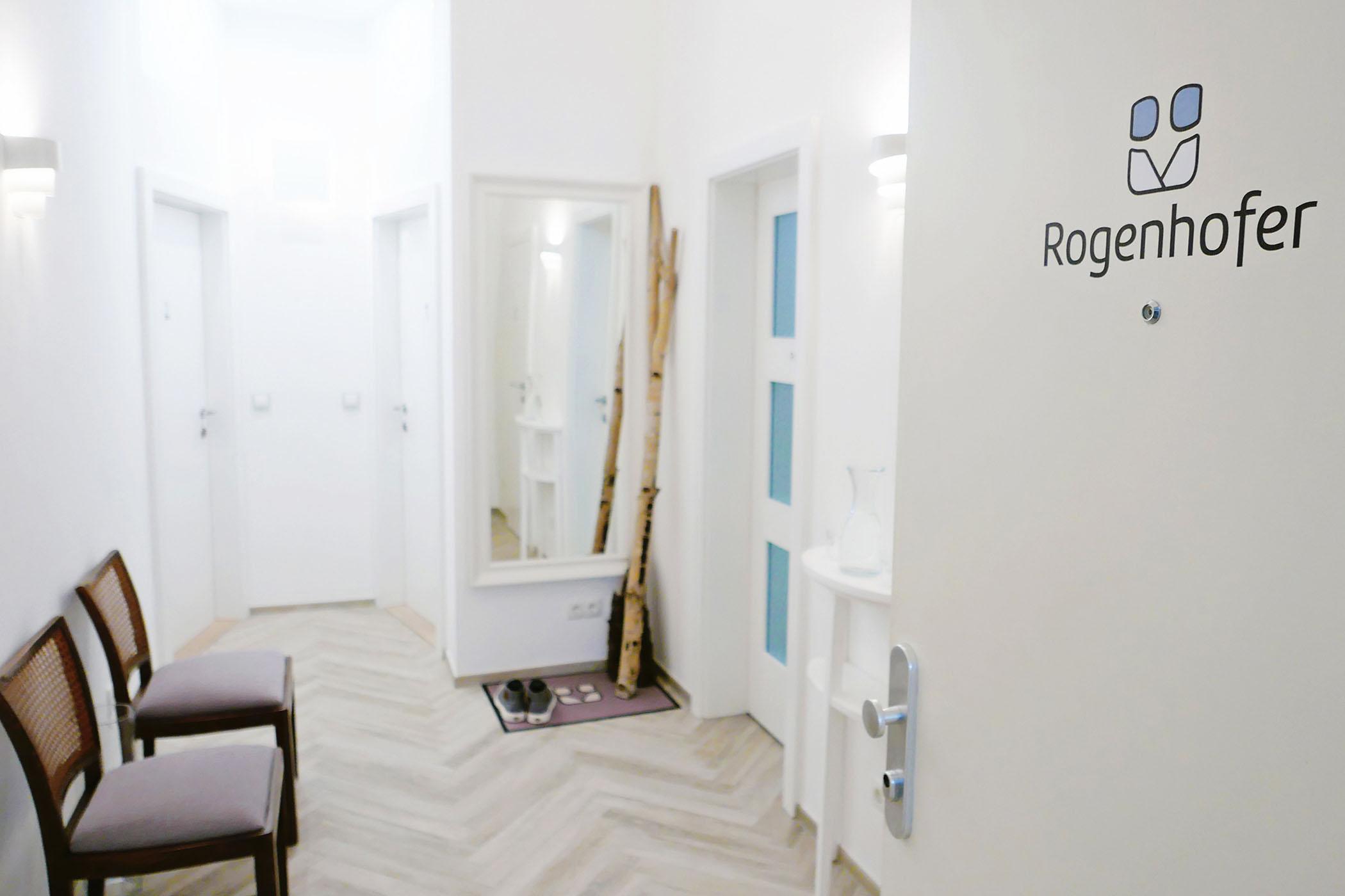 Rogenhofer-Psychotherapie, Wartebereich